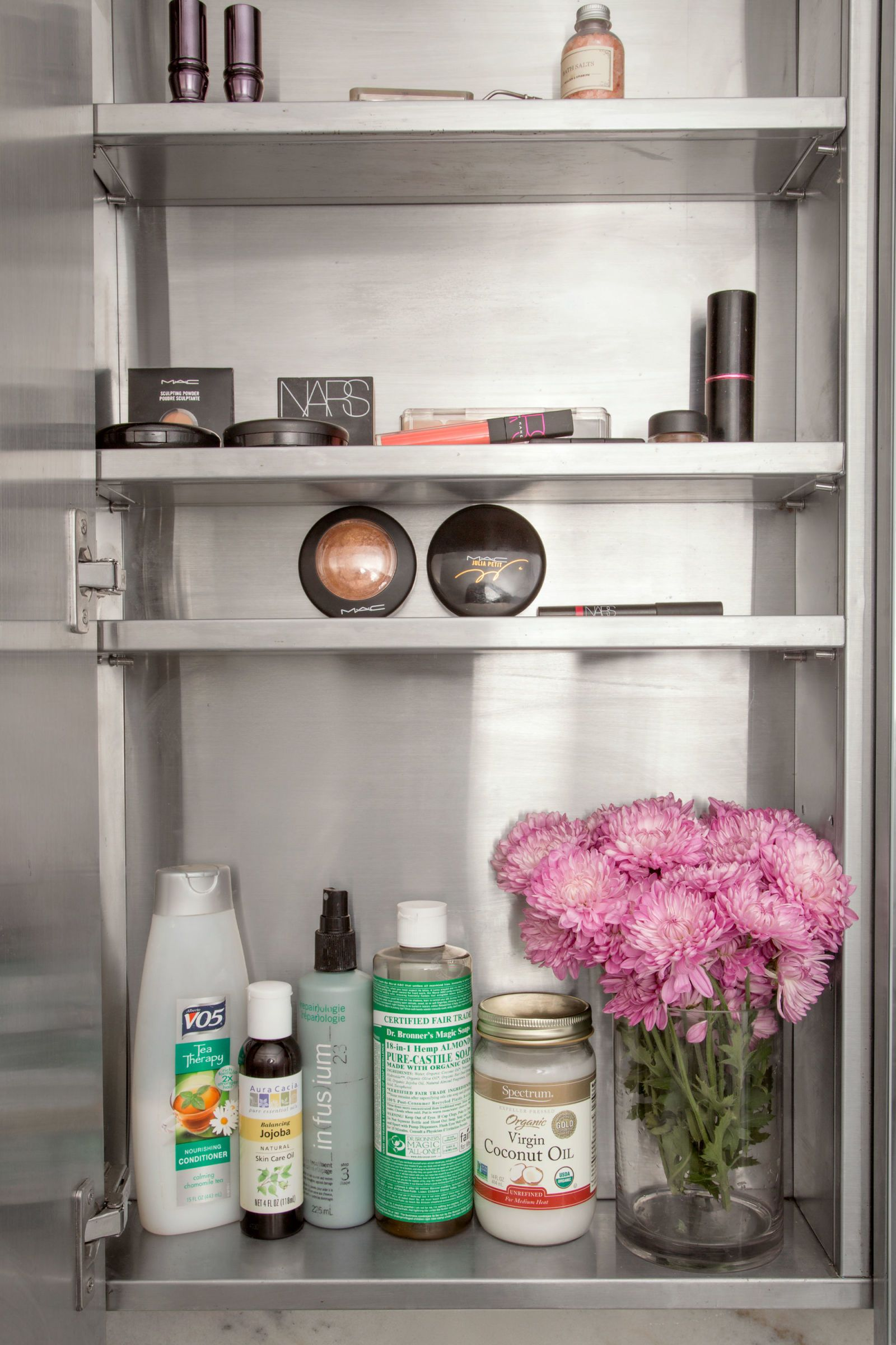 Marie Claire: Inside The Cool-Girl Beauty Routines of TK