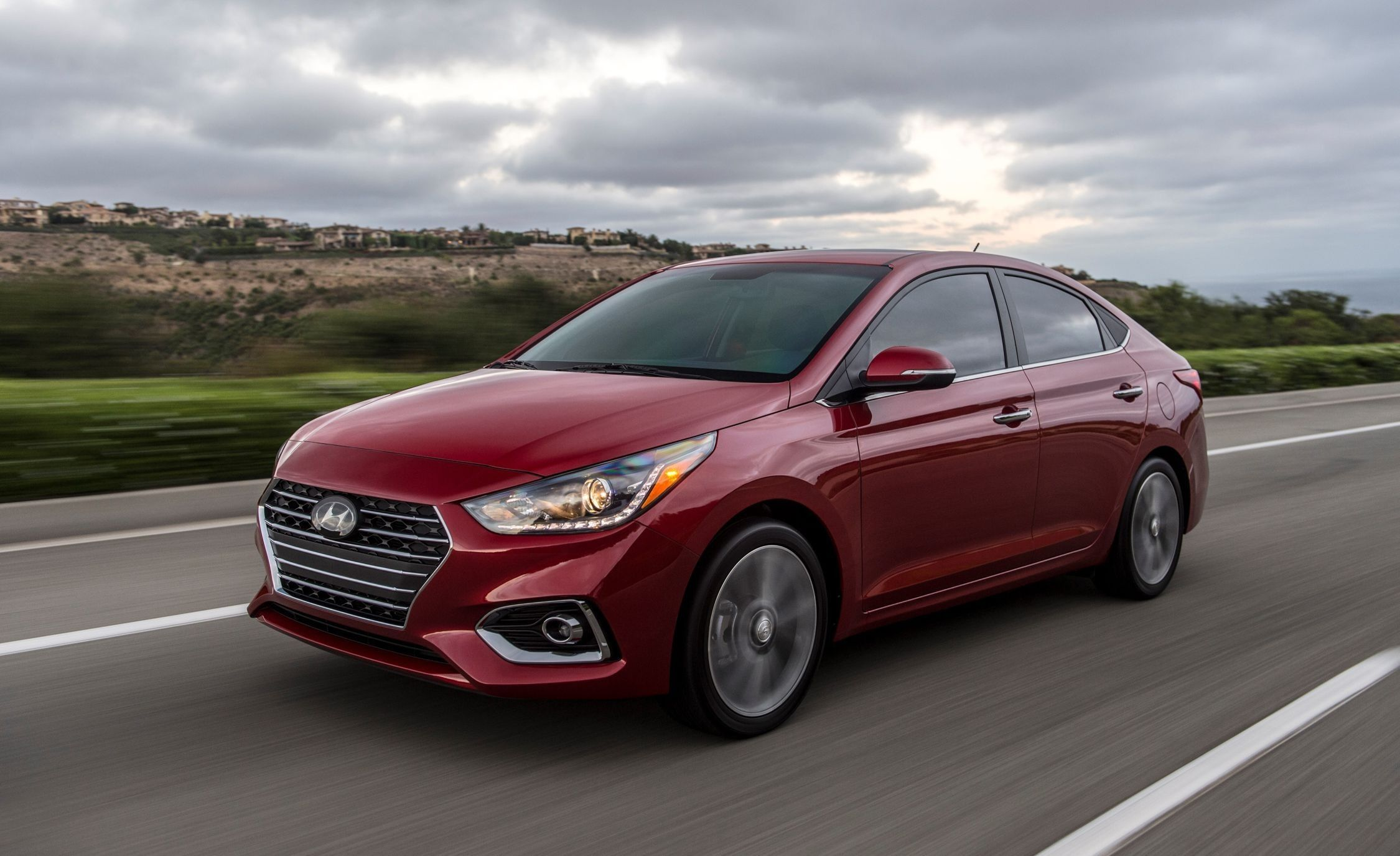 2018 Hyundai Accent First Drive Car Gallery Accent Car Hyundai Accent Hyundai Cars