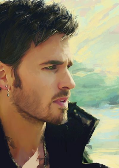 Once Upon A Time Hook By Alba Palacio Capitan Hook