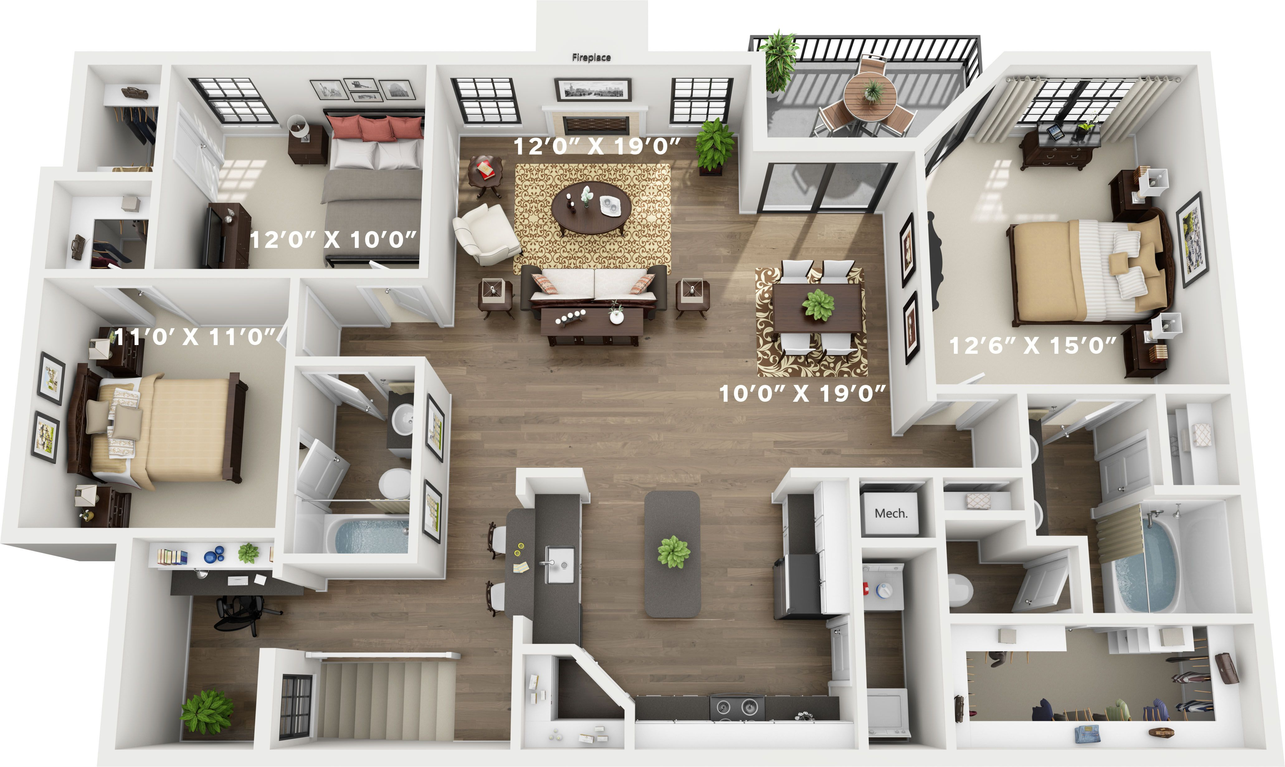 1 2 3 And 4 Bedroom Apartments In North Richland Hills Tx Northrichlandhills Texas Apartment St Sims House Plans Sims 4 House Plans Sims House Design