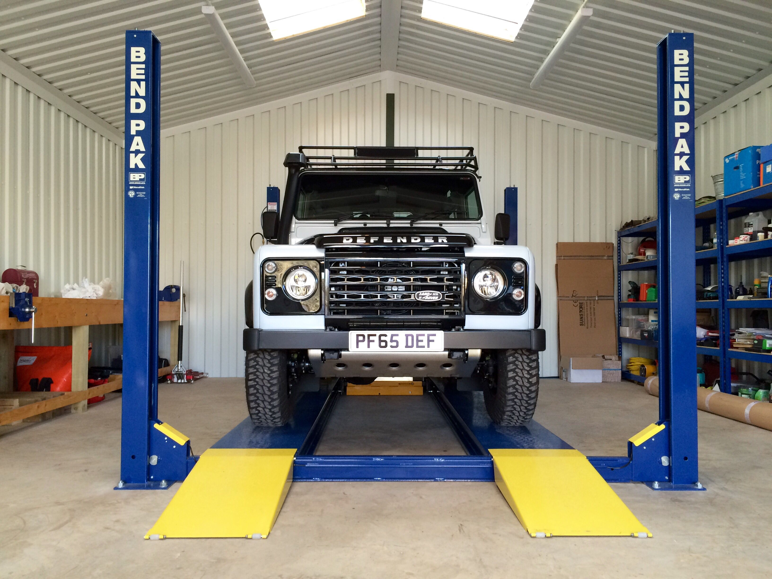 running on best pinterest garage images lift hd bendpak post and lifts trucks
