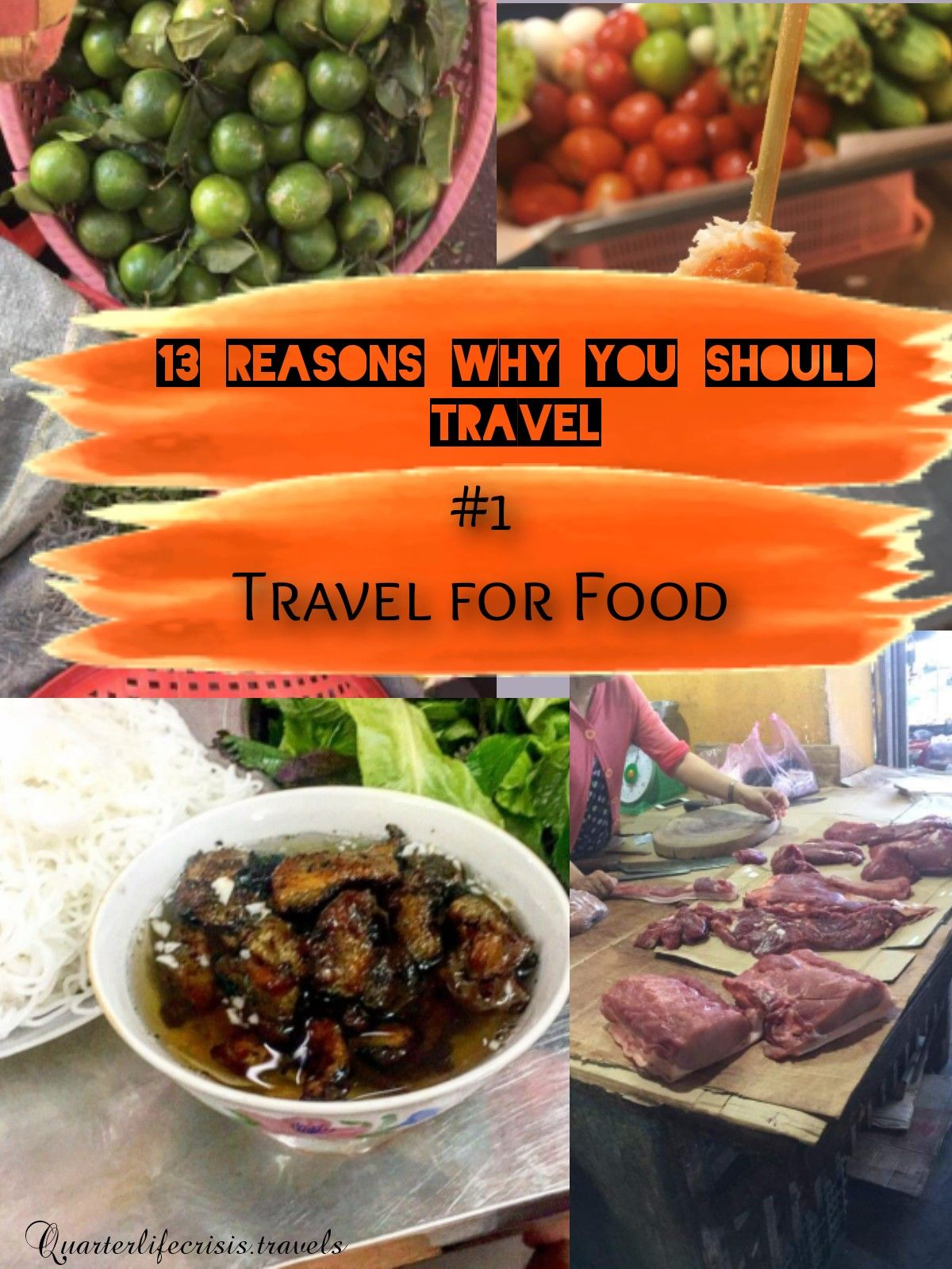 13 Reasons Why You Should Travel In 2020 Great British Food Food Tourism Eating Competition