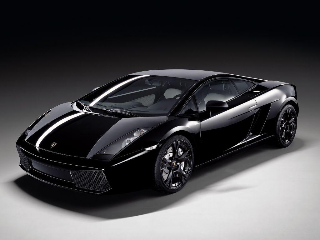 Lamborghini Gallardo Nera Supercars Lamborghini