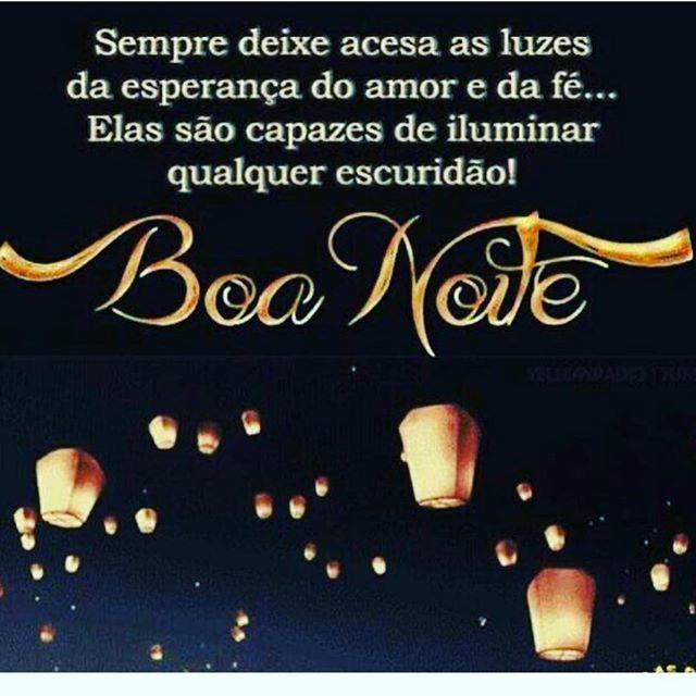Noite Linda à Todos Boanoite Noite Abençoada Feliz Amores