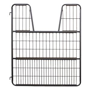 Full stall gate with yoke. Dimensions: 1.25