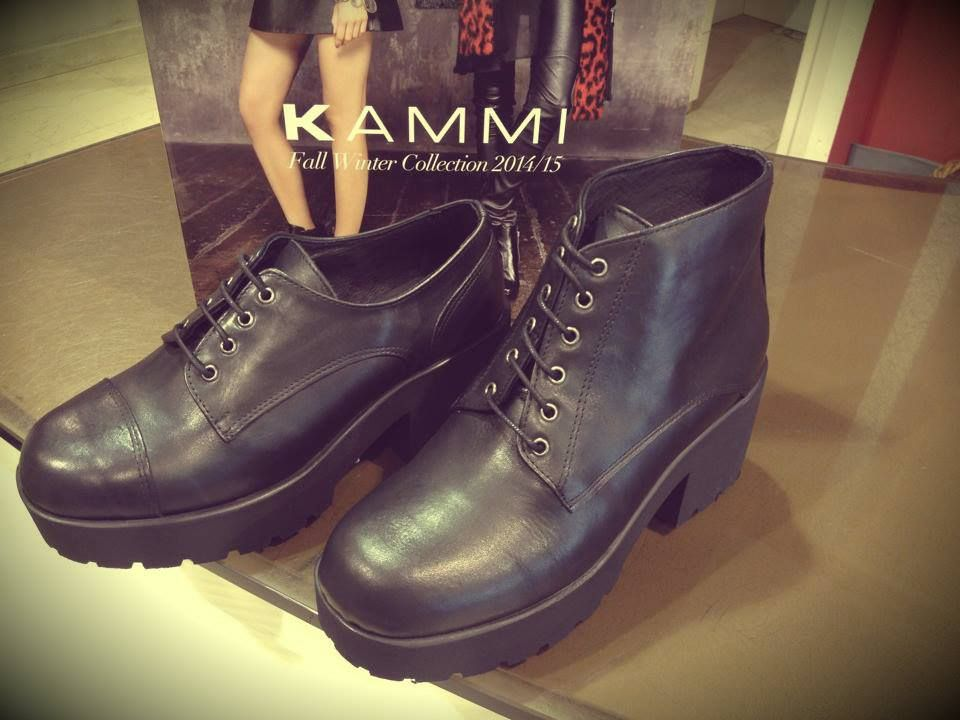 come trovare godere del prezzo di sconto sezione speciale La collezione autunno inverno di Kammi Calzature è ...