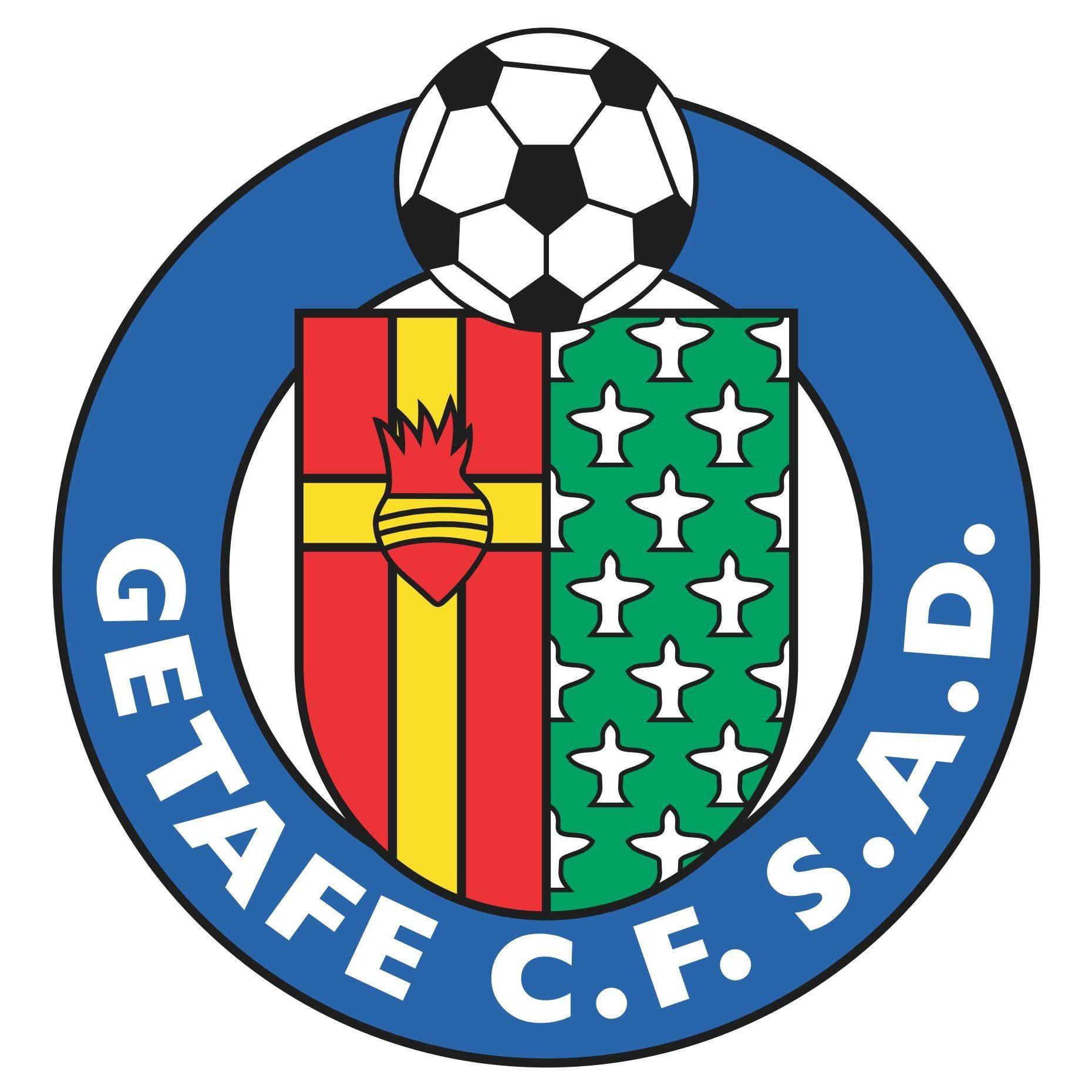 Getafe Cf Logo Vector Free Logo Eps Download Ispanya Logolar Mac