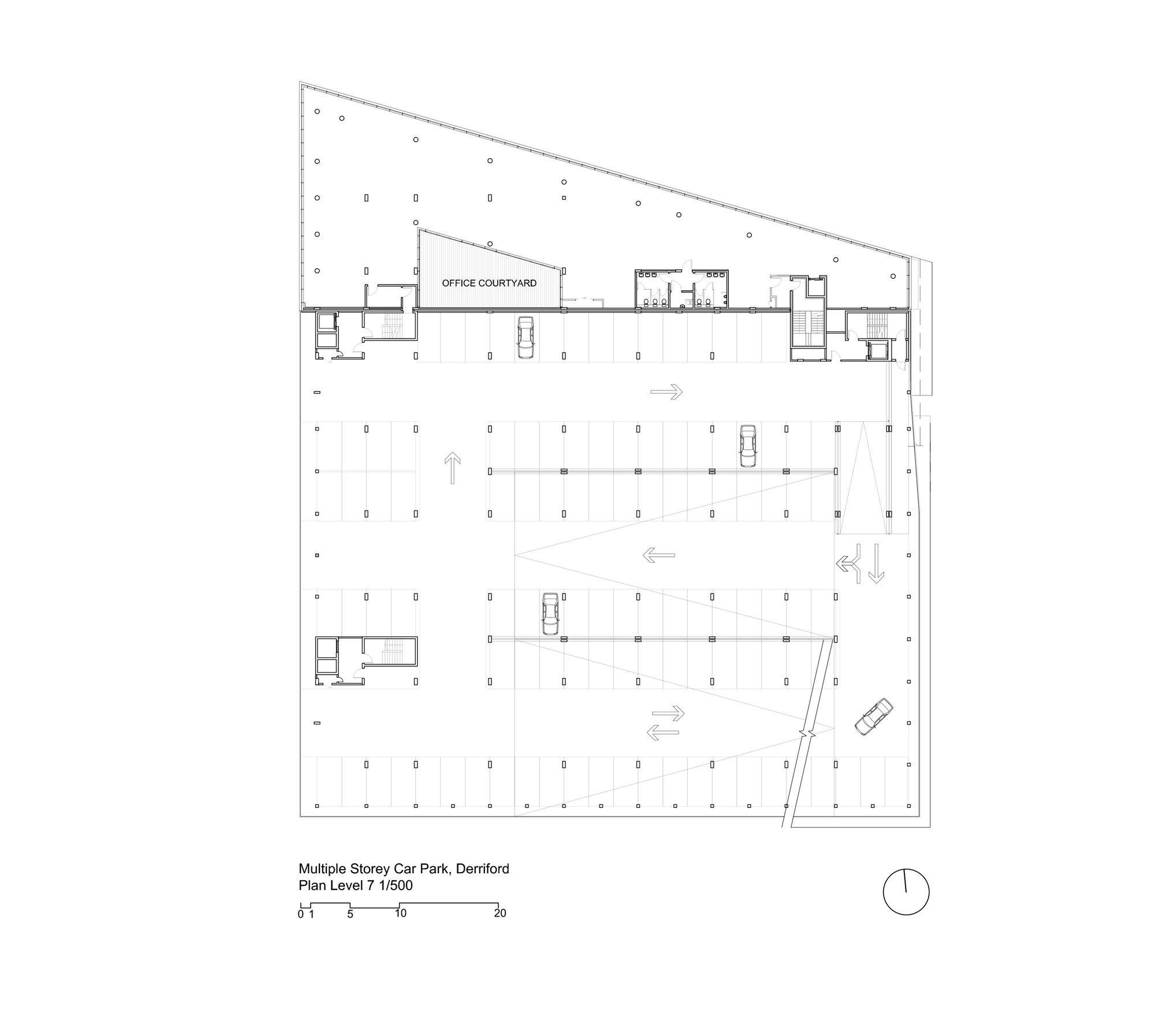 Gallery Of Bircham Park Multi Storey Car Park Studio Woodroffe Papa 15 Car Parking Park Parking Building