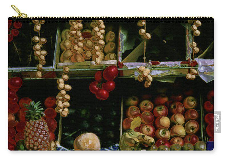 Paris Fruit Display