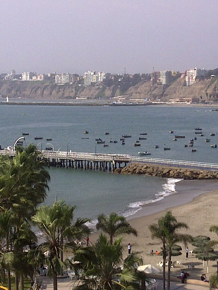 Costa Verde, Lima, Peru