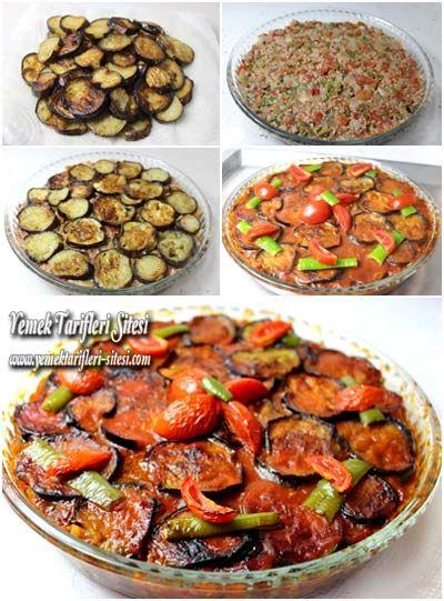 Patlıcan Musakka Tarifi                                                      …