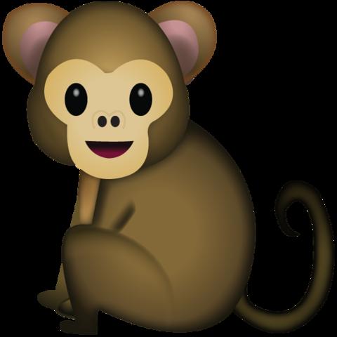 Monkey Emoji Monkey Emoji Emoji Cool Emoji