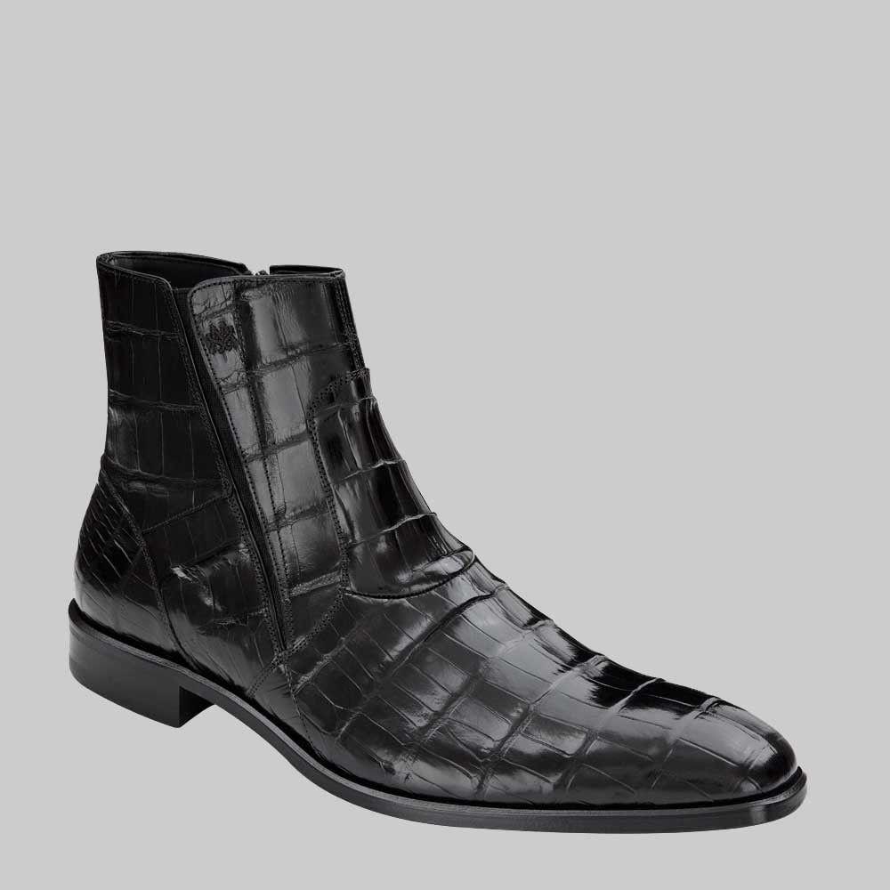 Mezlan Men's 'Belucci' Alligator Boot