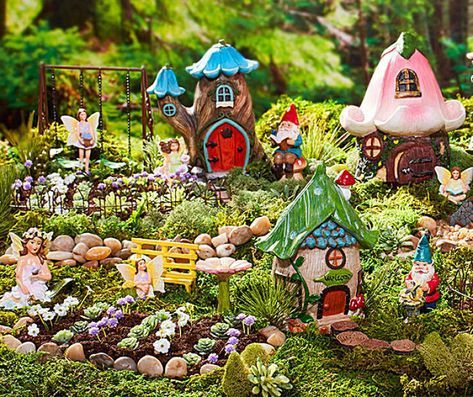 Pictures Of Fairy Garden Villages Yahoo Image Search Results Impressive Fairy Garden Ideas Pinterest Pict