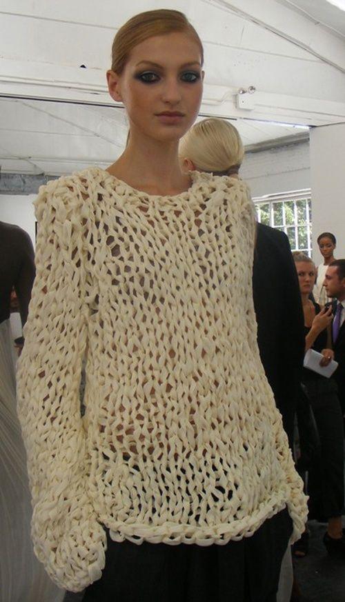 свитер как стиль жизни трафик вязание вторая улица Handspun
