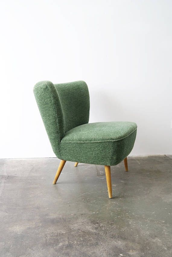 Your Place To Buy And Sell All Things Handmade Green Chair Green Armchair Chair