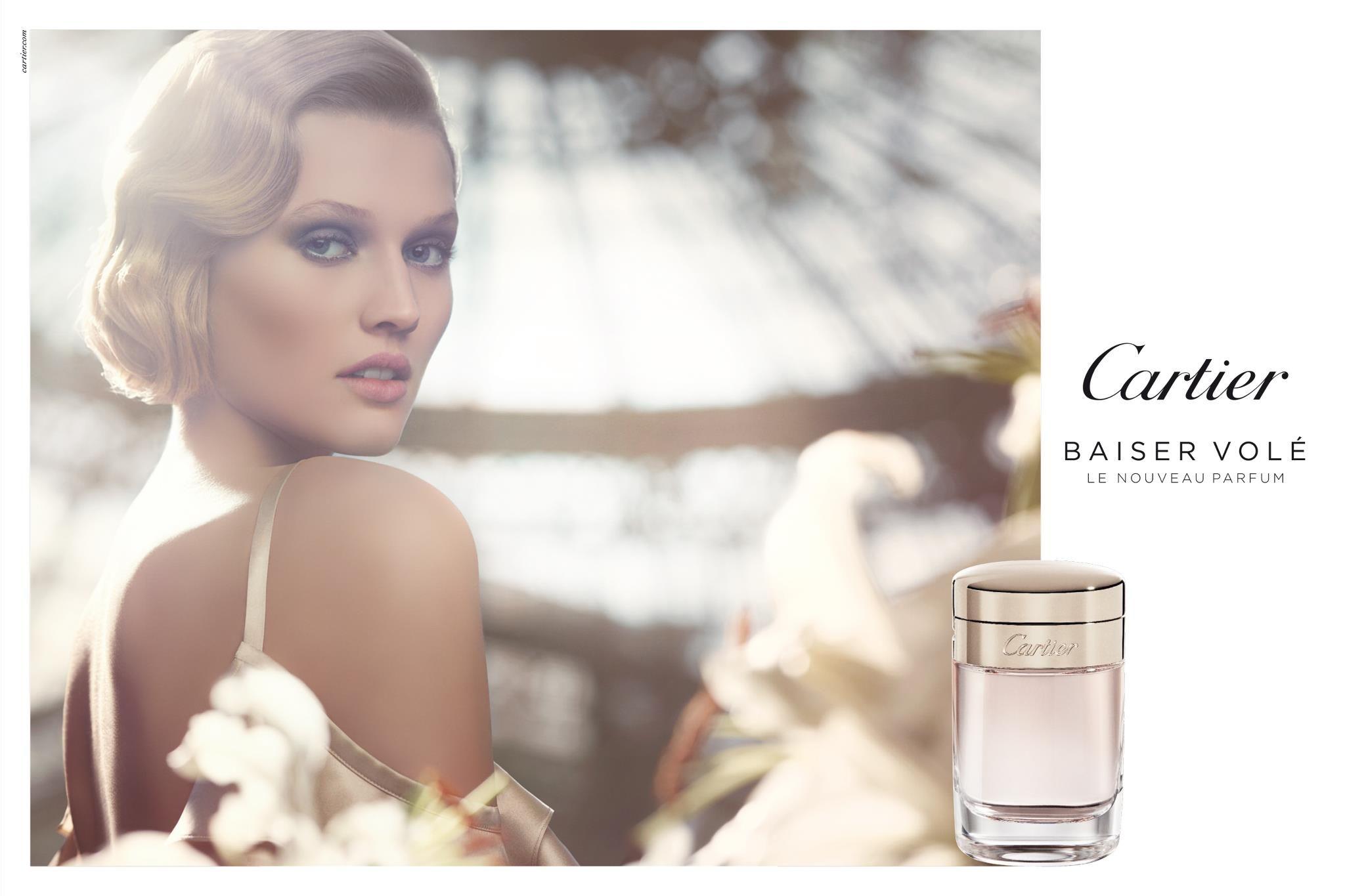 cartier parfum pub