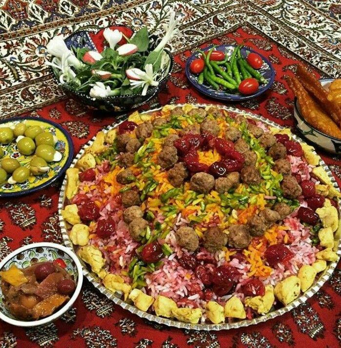 sofre irani pinterest persisches essen essen und rezepte. Black Bedroom Furniture Sets. Home Design Ideas