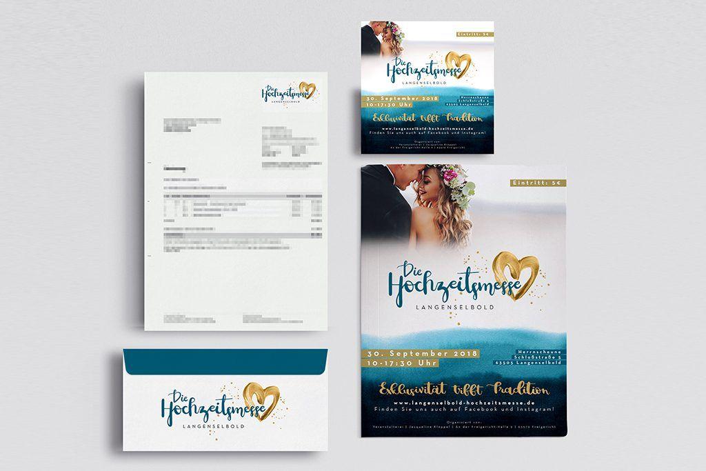 Briefkopf Plakatdesign Corporate Design Corporate Identity