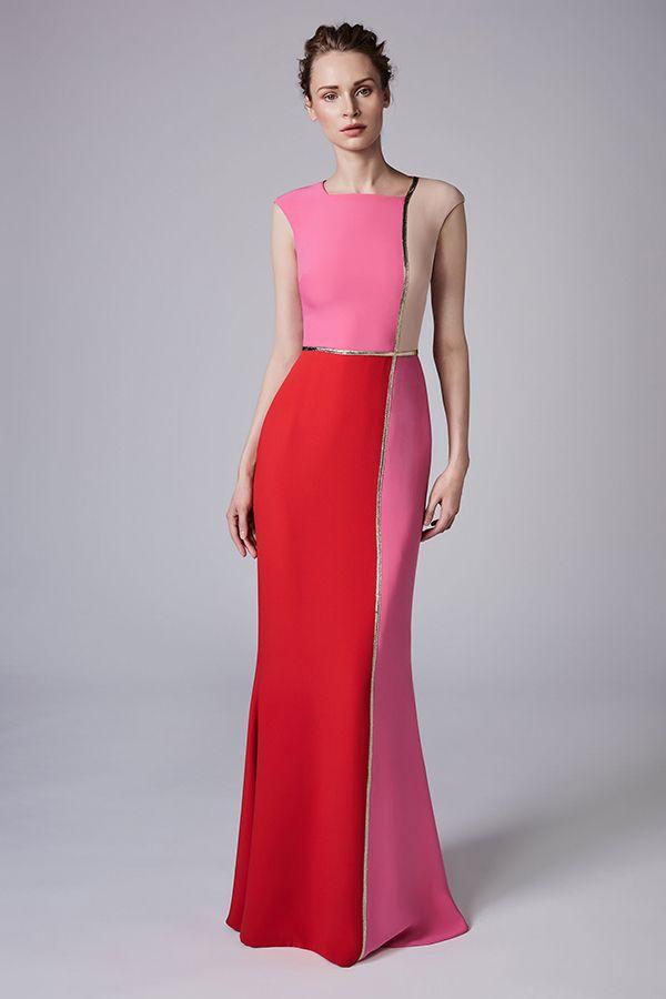 Vestidos para matrimonio moda 2018