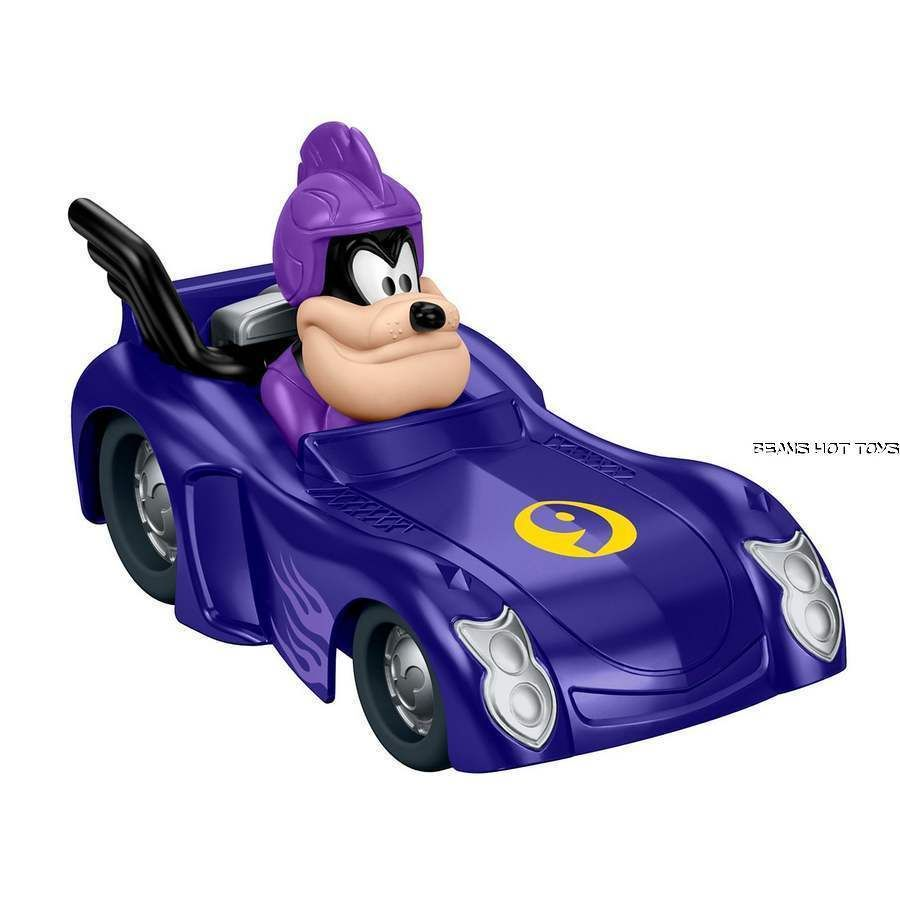 Mickey And The Roadster Racers Pete The Cat Pete S Super Crusher