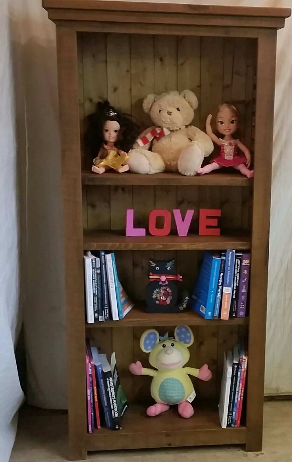 bookcase to compliment your books available from sales