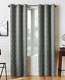 75 94 Inches Blackout Curtains Macy S Grommet Curtains Panel