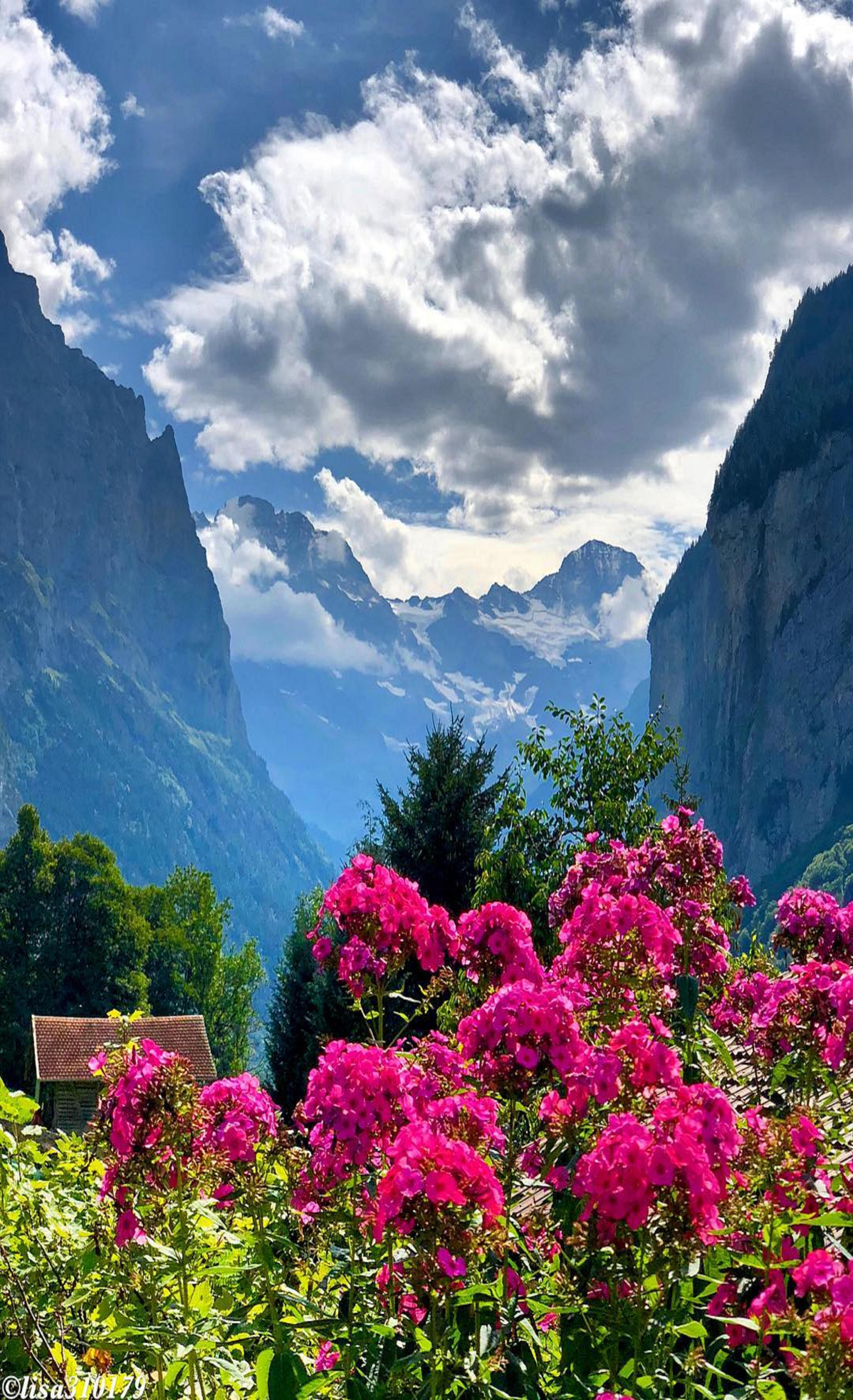 Lauterbrunnen Beautiful Nature Best Nature Images Beautiful Landscapes