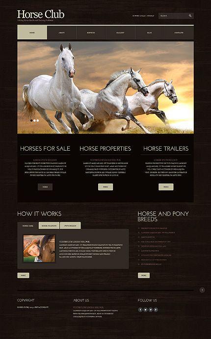 #horse #ride# wordpress