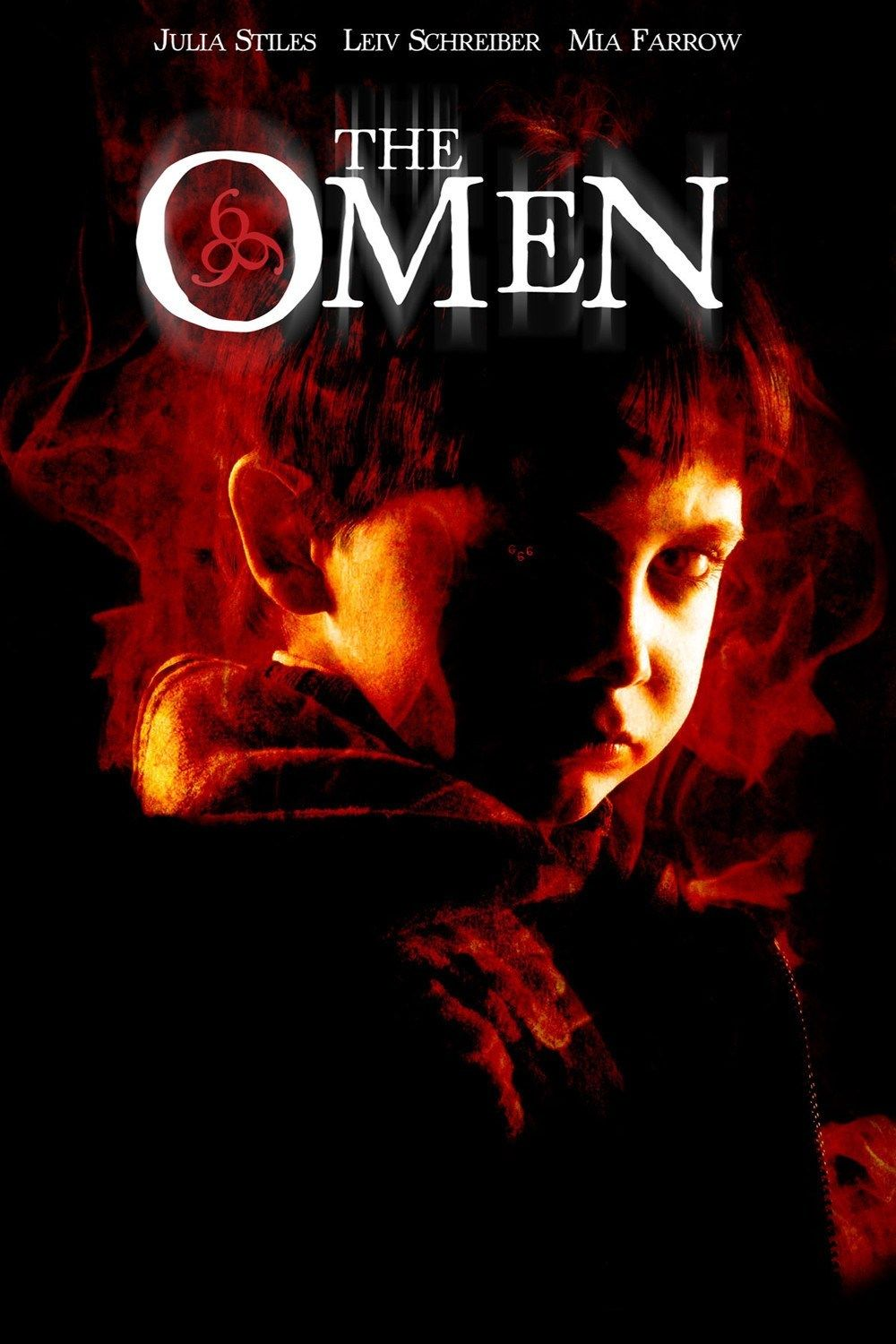 Image result for the omen movie cover