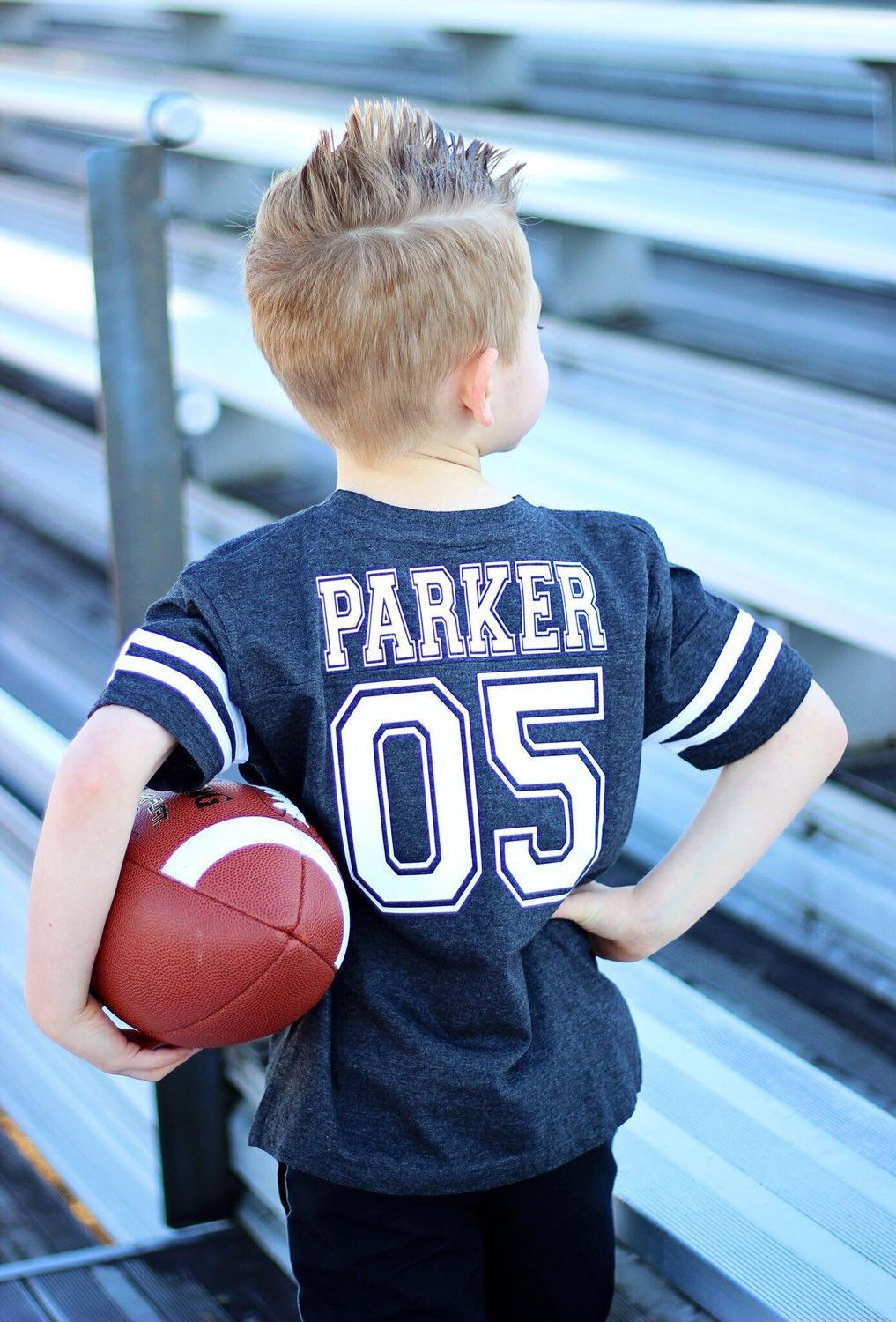 Football Birthday Shirt Jersey Boys This Is Perfect For Any Sports Party And Can Be