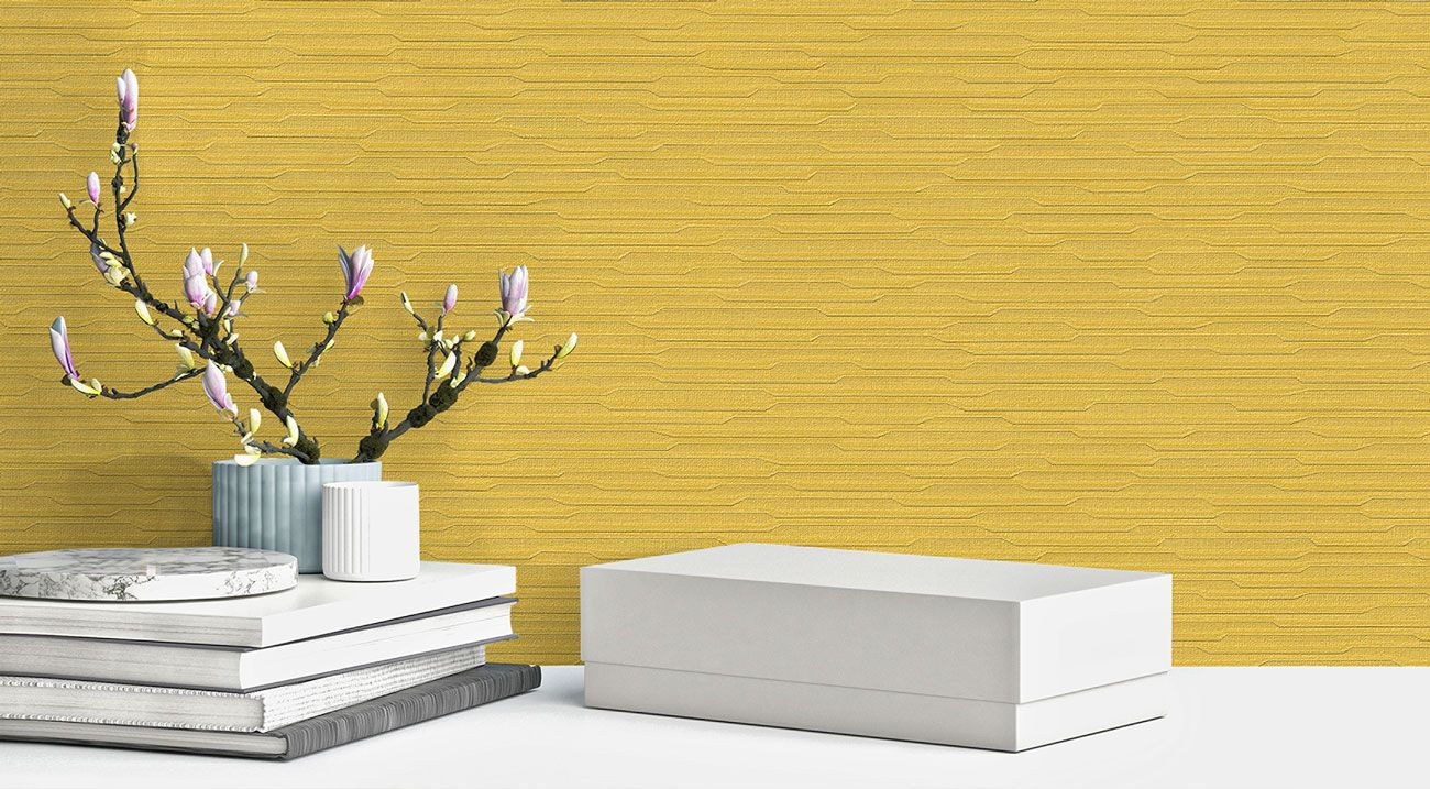 Lanark Wallcovering Collections: Rivoli rep\'d by eykon | wall ...