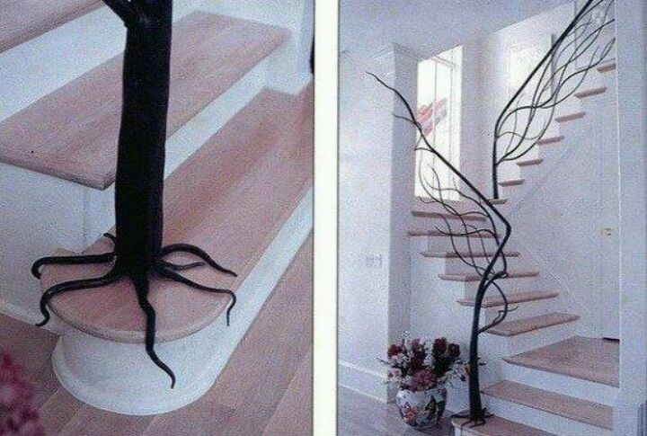 Artful stairs
