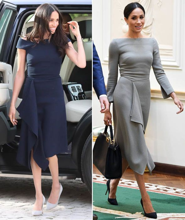 Meghan Markle fashion: Duchess of Sussex's style evolution in pictures