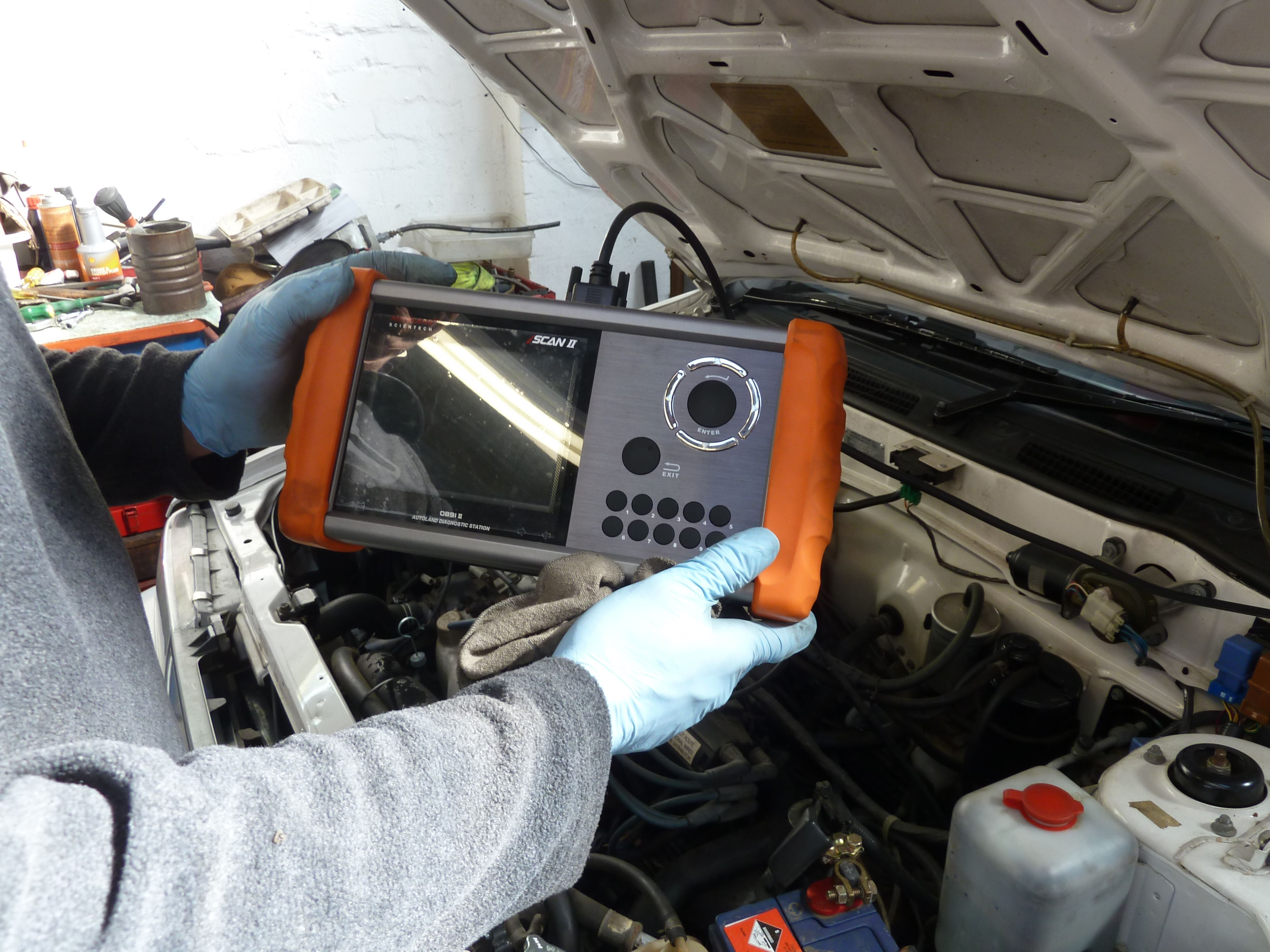 At AAA automotive we are qualified to carry out this test on your