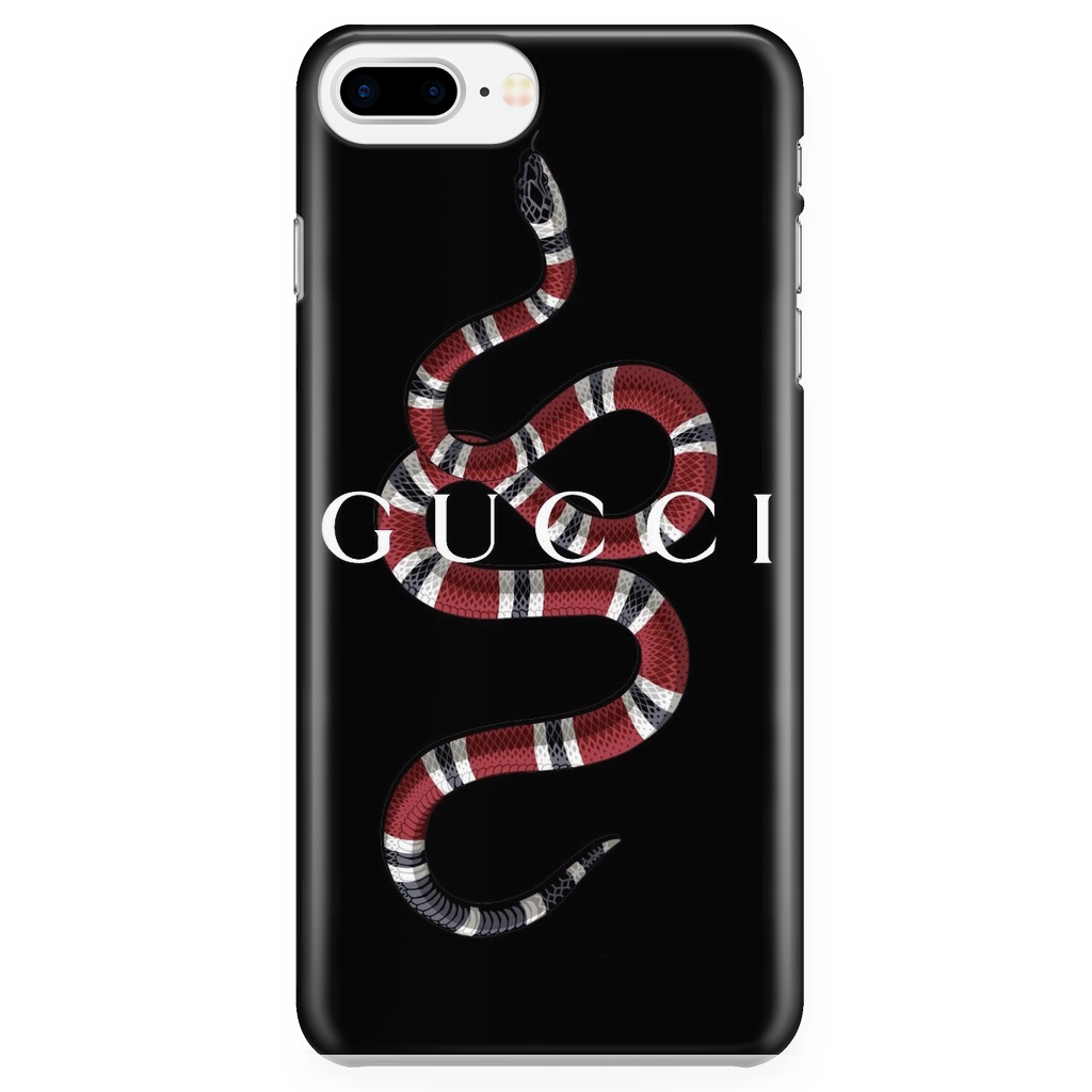 Gucci Snake Iphone 7 Plus 7s Plus 8 Plus Custom Phone Case Phone Cases Iphone 7 Plus Custom Phone Cases