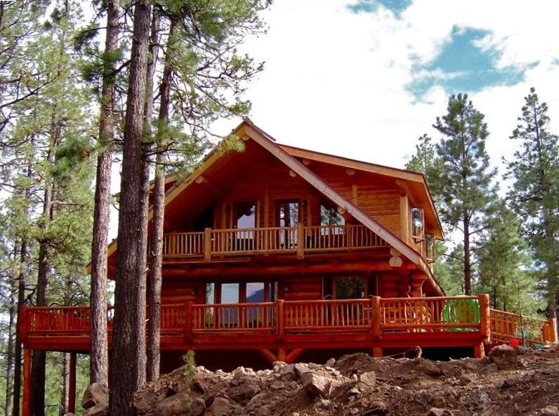 inn for mountain pines in flagstaff cabins arizona lodging the rent new and
