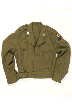Us Mens s Ike Jacket Military Jacket 5471daf13a25