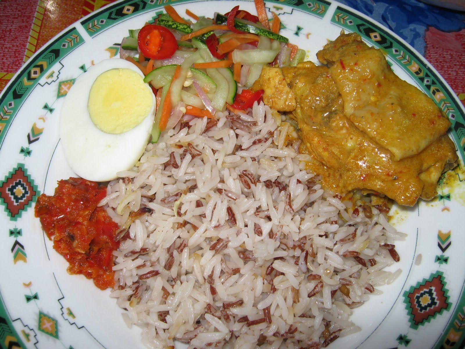 Pin On All Abaut Nasi Komplit Mix Rice