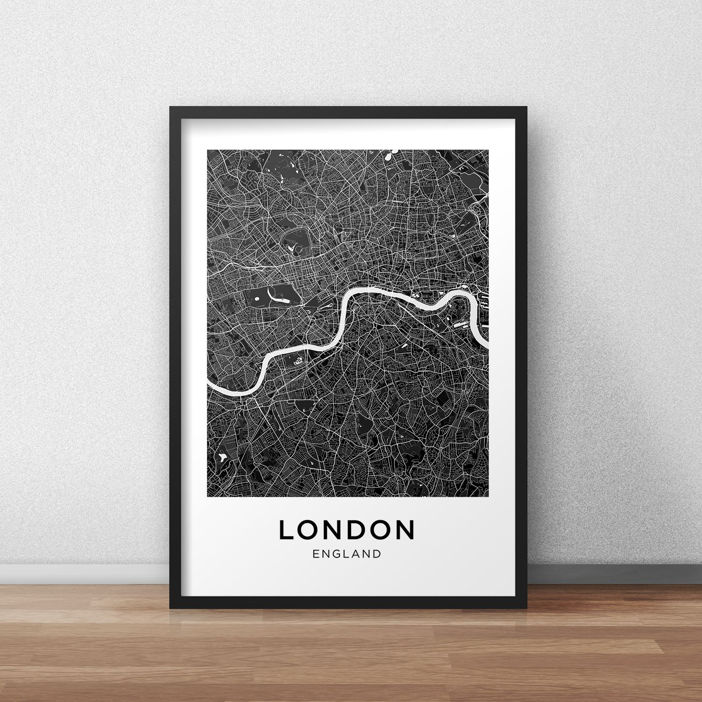London City Map Printable.London Map Print London Map Download City Map London London