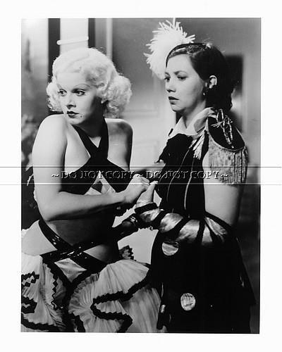 Jean Harlow NICE & RARE 8x10 Photo 05/27/16 #31