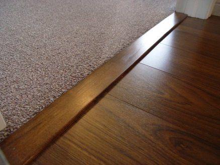 door transition strips carpet to tile