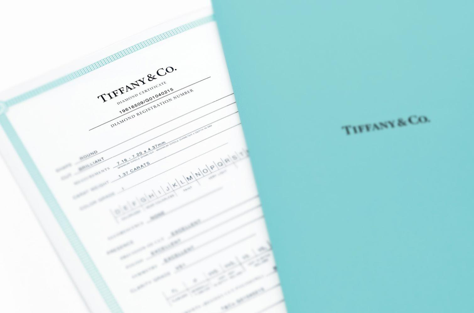 Além dos 4Cs | Tiffany & Co.