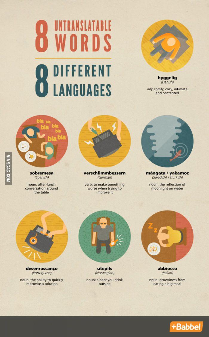 Untranslatable Words Hope You Will Like It Words Language Teaching Language Translation