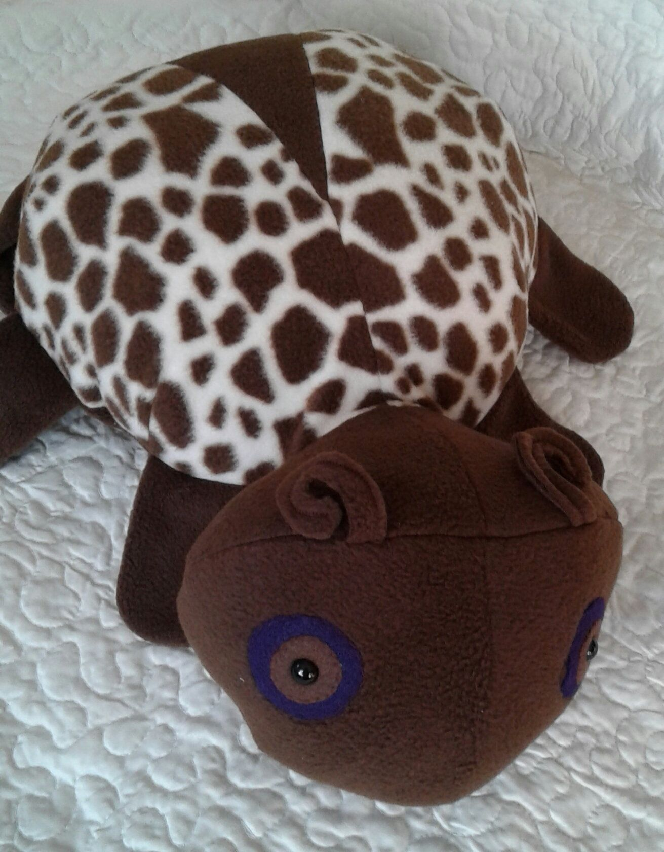 Plush lady bug. Very huggable. Could be a pillow. by