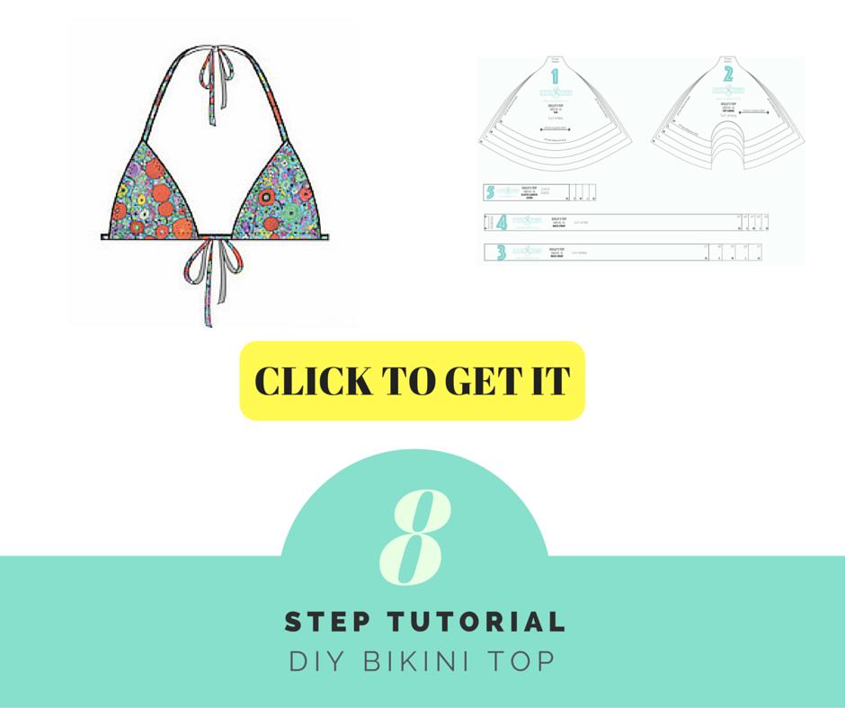 ab730a0b4af5a free bikini top pdf pattern | competition suits | Bikinis, Bikini ...