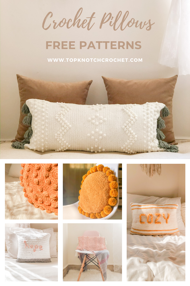 Free Crochet Pillows Patterns