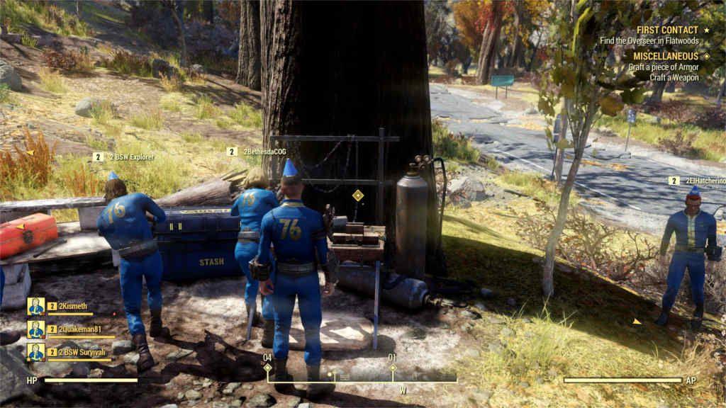 B E T A  Friend Code - 3 codici Gratuiti per i tuoi amici #Fallout76