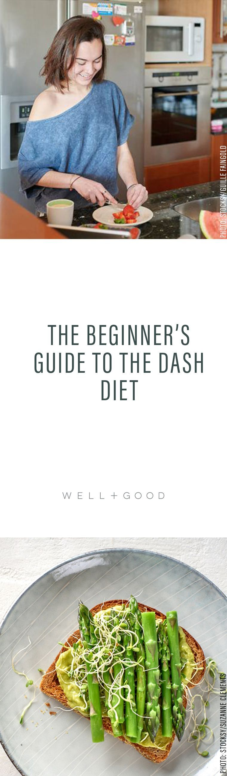 The beginner's guide to the DASH diet Dash diet, Dash