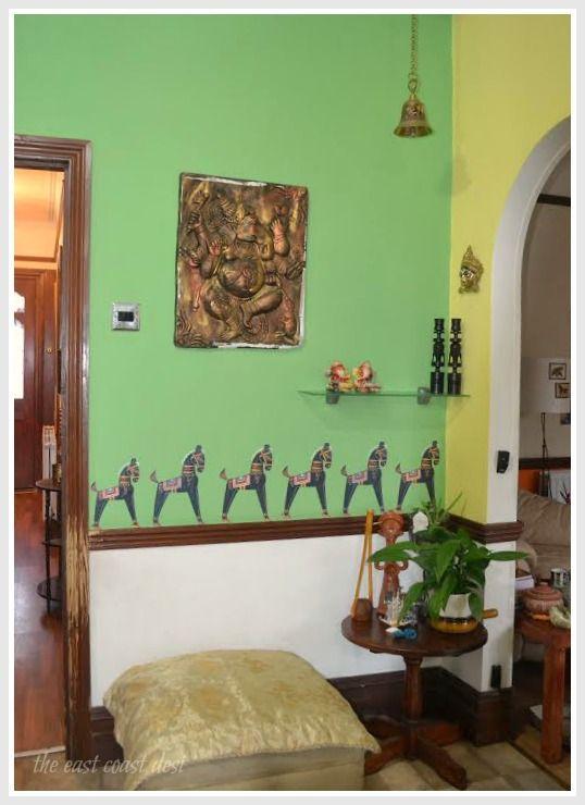 the east coast desi india inspired home tour home decor